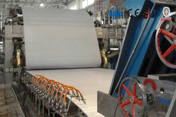 High-Grade Cultural Paper Machine
