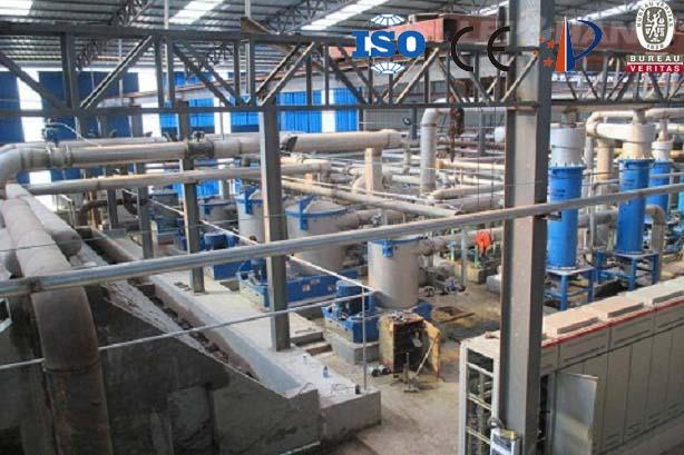 Paper pulp process