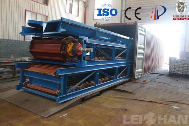 Chain Conveyor In UAE, Paper Pulp Machine, Paper Machine