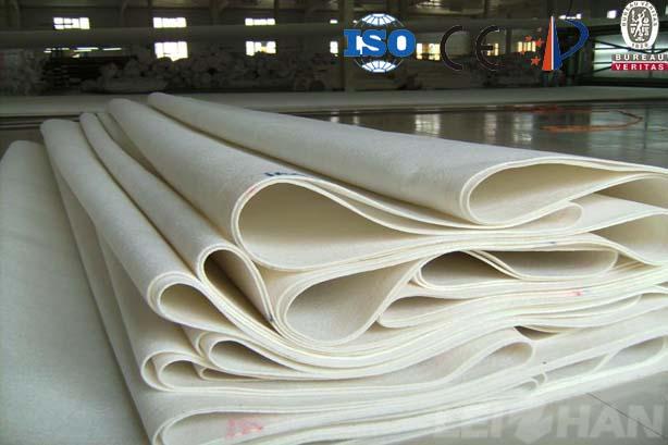 Paper making felt