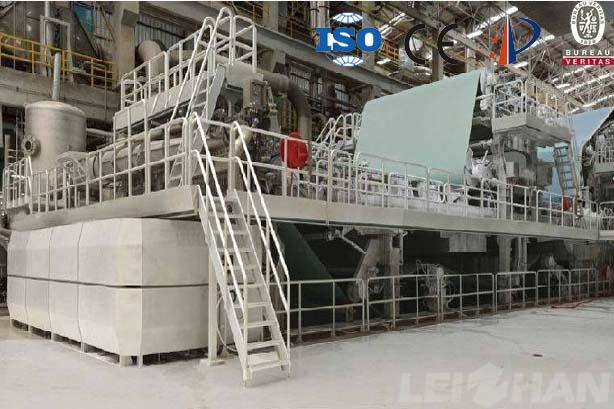 culture paper machine