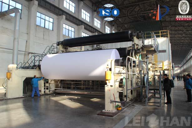 A4 cope paper machinery