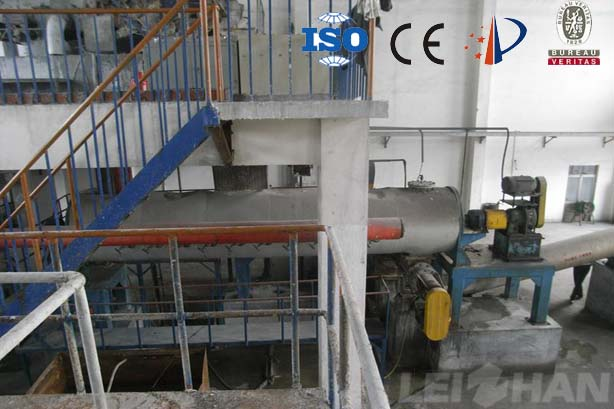 Disperser equipment