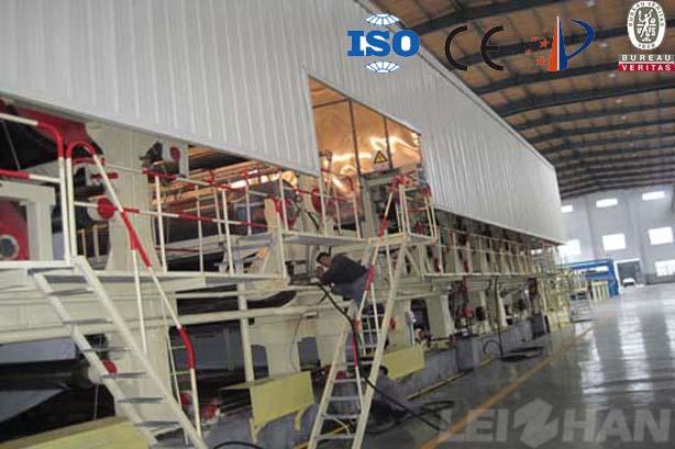 paper machine drying part