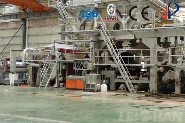 Tissue Paper Making Line