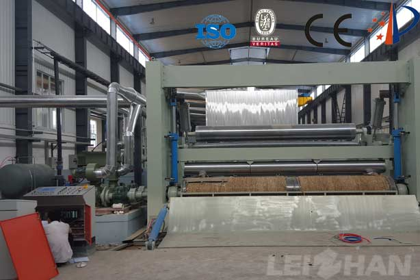 paper mill equipment overfeed rewinder